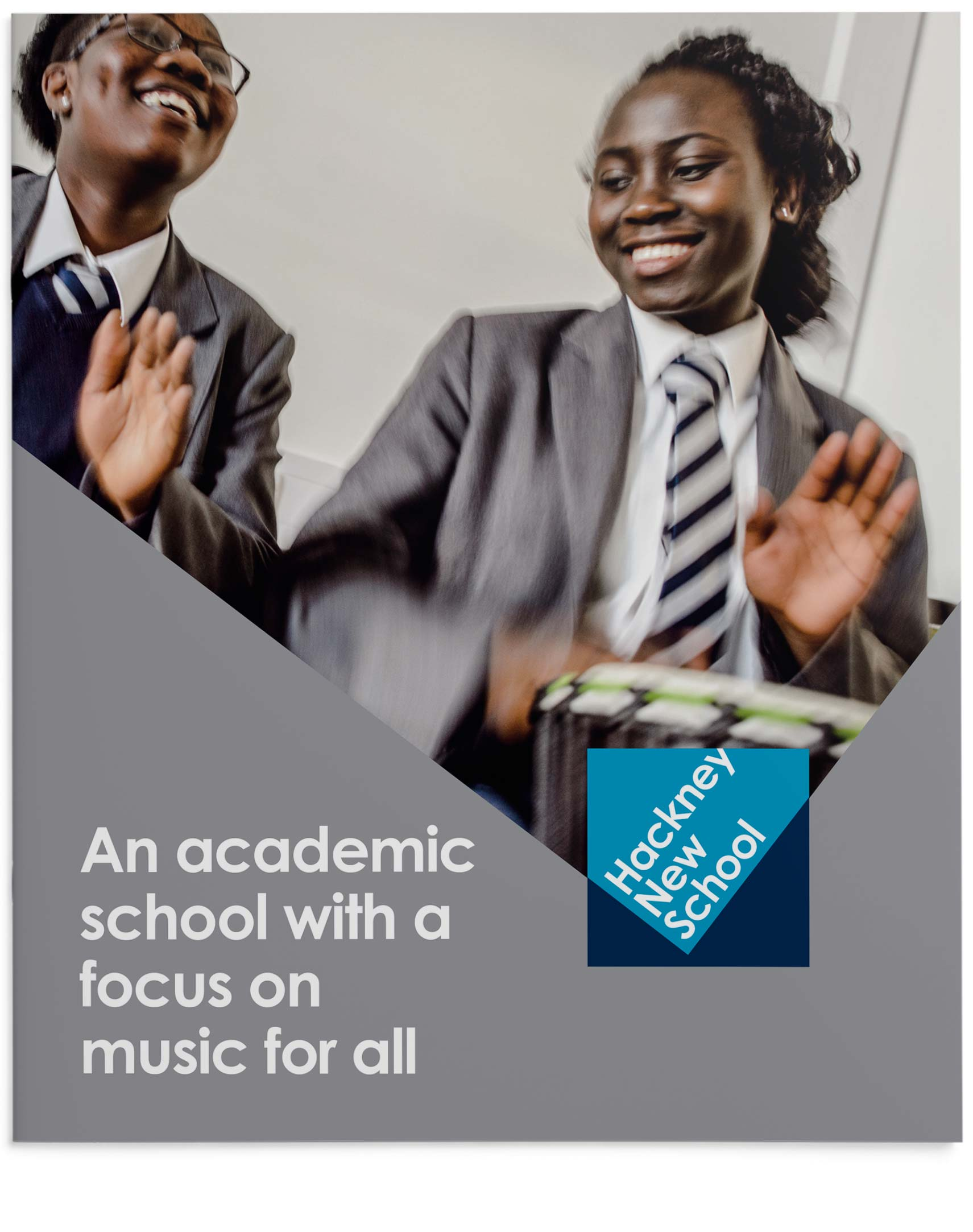 cover of a school prospecus