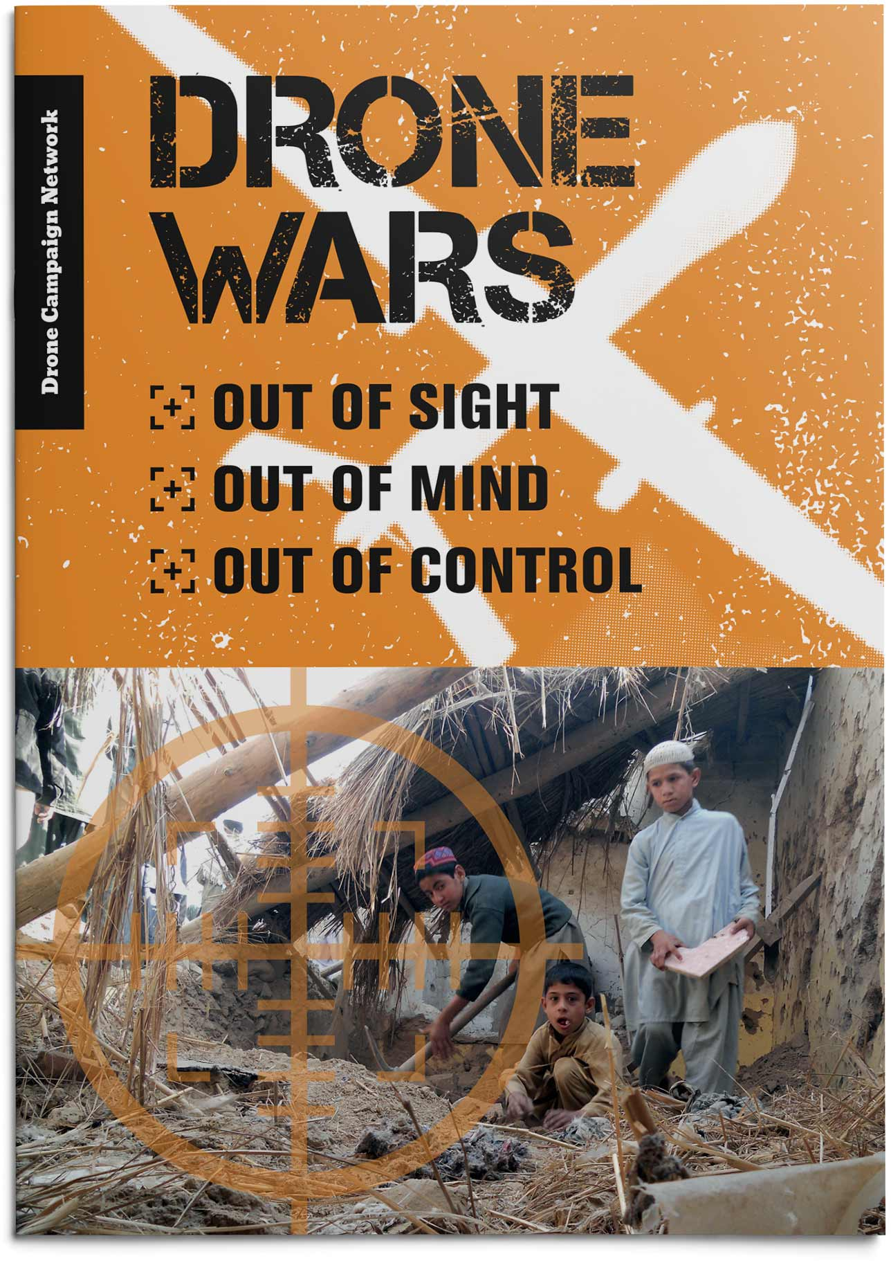 Drone Wars report cover