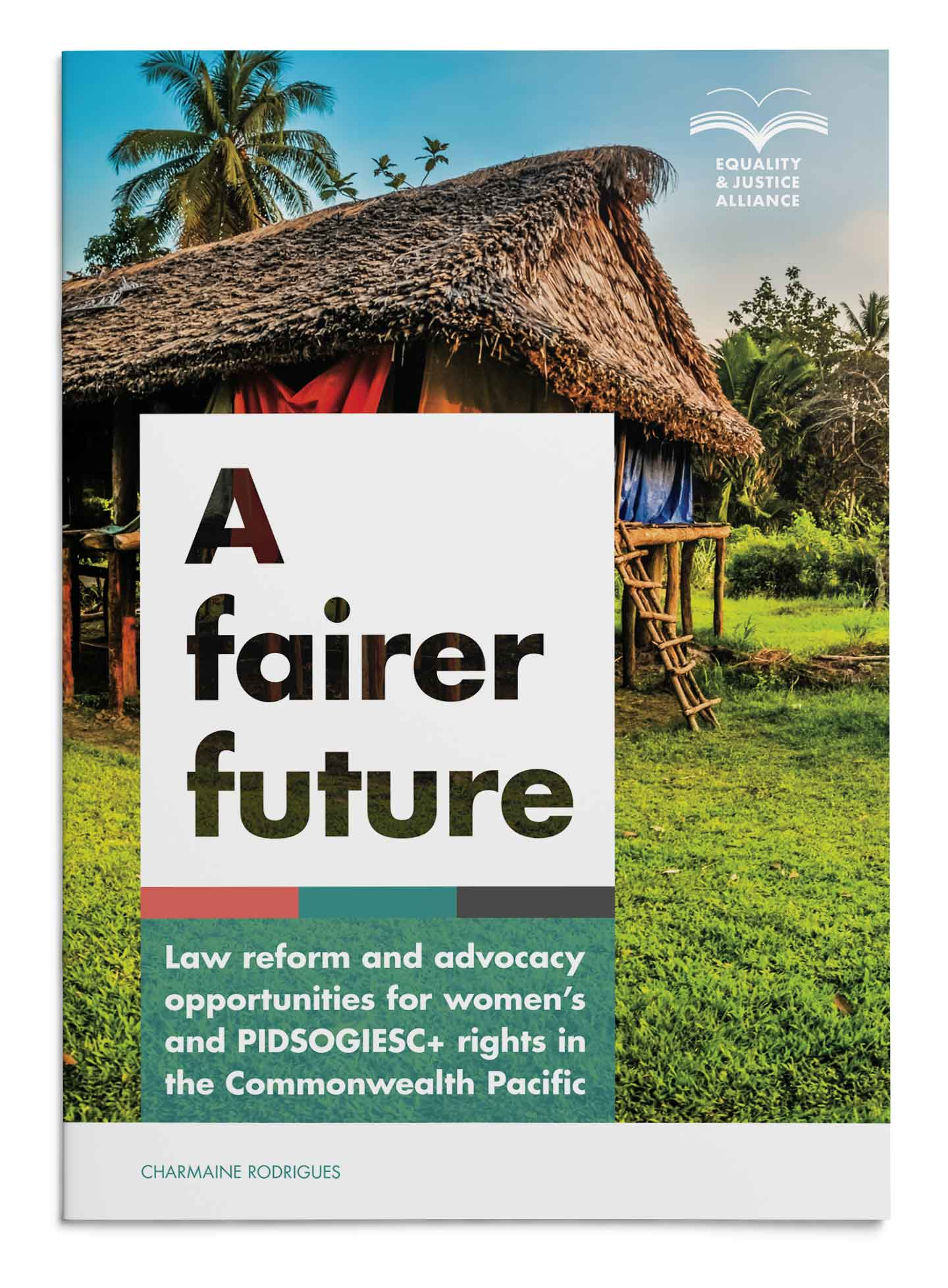 Fairer future cover
