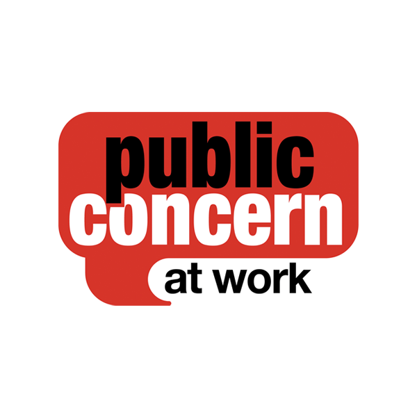 Public Concern at Work logo