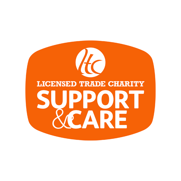 Licensed Trade Charity Support & Care logo