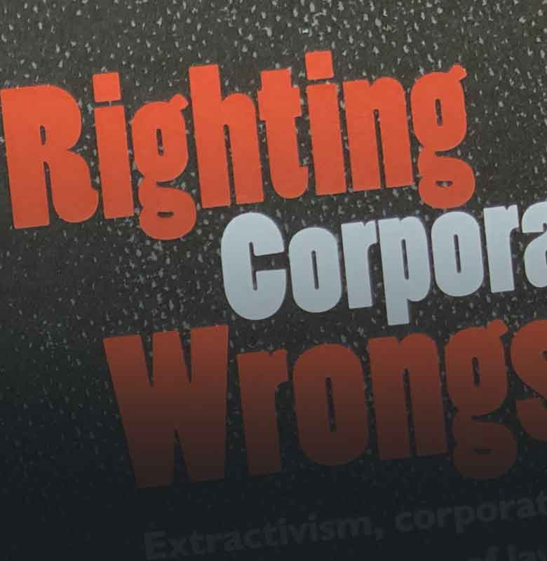 Righting corporate wrongs?